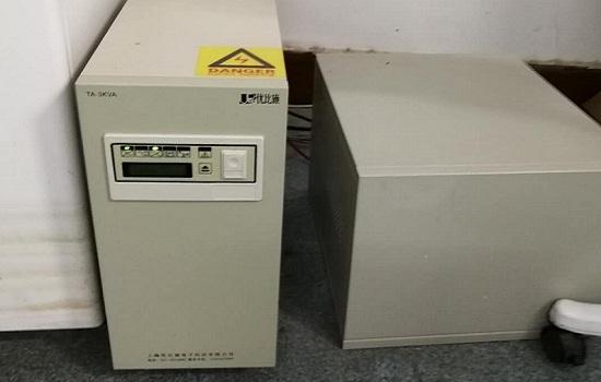 优比施临湘市中医医-院UPS不间断电源合作项目