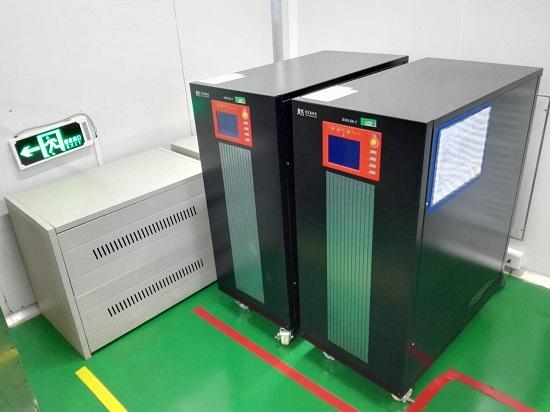 优比施深圳美律电子有限公司三相UPS不间断电源合作项目