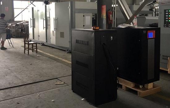 优比施上海科朗斯企业发展有限公司不间断电源UPS合作项目