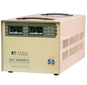 SVC单、三相高精度全自动交流稳压器