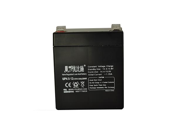 蓄电池12V4.5Ah eps电池 eps蓄电池