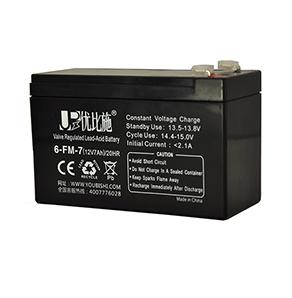蓄电池12V7Ah ups电池(童车 平衡车 音响蓄电池)