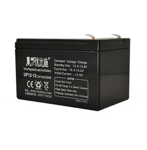 蓄电池12V12Ah ups电池(直流屏 EPS 太阳能蓄电池)