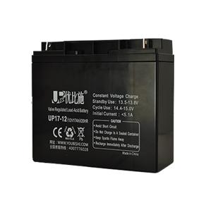 蓄电池12V17Ah ups电池(直流屏 应急电源电池)