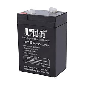 蓄电池6V4.5Ah eps电源电池 EPS电源蓄电池 音响蓄电池)