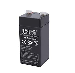 蓄电池4V3Ah ups电池 消防应急电池