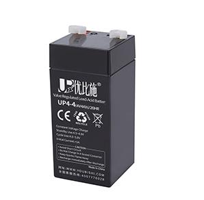 蓄电池4V4Ah ups电池 强电间应急蓄电池 应急照明蓄电池