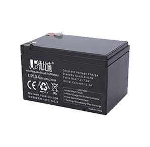 蓄电池6V10Ah ups电池(应急灯电池 应急照明灯电池)