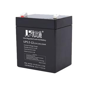 蓄电池12V5.5AH ups电池(应急灯电池 应急照明灯电池)