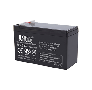 蓄电池12V7.2AH ups电池(应急灯电池 应急照明灯电池)