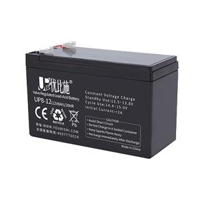 蓄电池12V8AH ups电池(应急灯电池 应急照明灯电池)