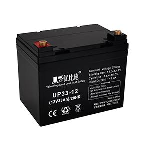 12V33Ah免维护铅酸蓄电池-蓄电池厂-电池批发
