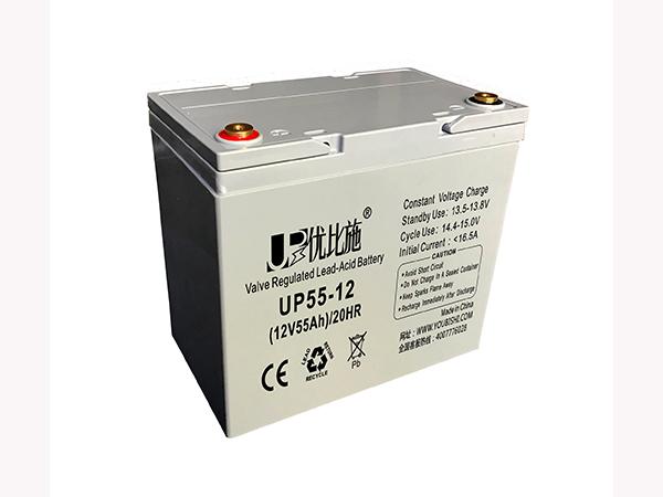 12V55Ah免维护铅酸蓄电池-电池容量计算-大容量电池