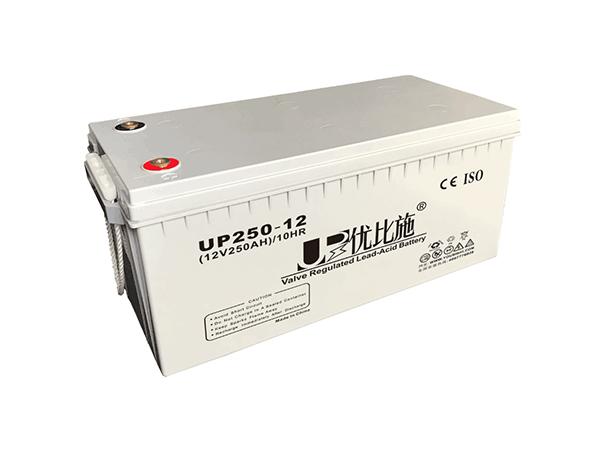 12V250Ah蓄电池(UPS电源电池多少钱 EPS应急电源电池贵不贵)